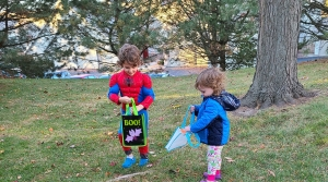 Read full article: As COVID-19 Brings More Tricks Than Treats, Families Get Creative To Celebrate The Holidays