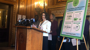 Read full article: Lawmaker, Advocates Renew Push For Marijuana Legalization In Wisconsin