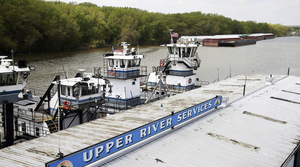 Read full article: Shipping On The Mississippi River Should Pick Up Next Week
