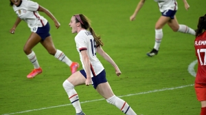 Read full article: Soccer Star, Former Badger Rose Lavelle Looks To Be A Role Model To Younger Girls, Pushes For Equality