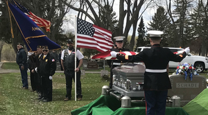 Read full article: 74 Years Later, Wisconsin Marine Killed In World War II Gets Military Burial