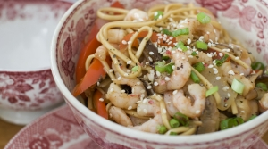 Read full article: Pineapple Shrimp Noodle Bowl