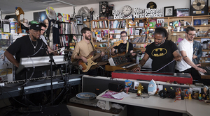 Read full article: Snarky Puppy: Tiny Desk Concert