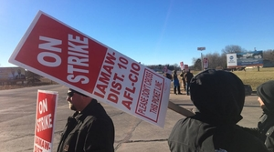 Read full article: Around 200 Workers On Strike At Northern Wisconsin Manufacturing Company