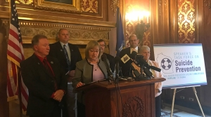 Read full article: New Series Of Bills Aims To Combat Suicide In Wisconsin