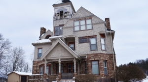 Read full article: Despite Outcry, Historic TB Scott Mansion In Merrill Faces Demolition