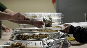 Read full article: Community Thanksgiving Dinners Grow And Change But Fellowship Remains