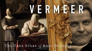 Book cover for The Woman Who Stole Vermeer
