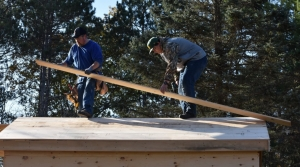 Read full article: Building On A Dream: Menominee Nation Builds Tiny Homes For Its Members