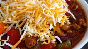 Read full article: Slow Cooker Turkey Chili