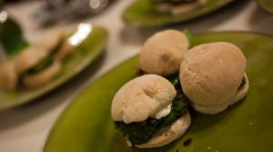 Read full article: Turkey Hummus Sliders
