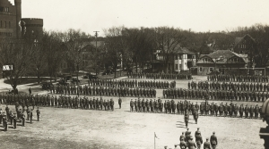 Read full article: WisContext: While World War I Ended, UW-Madison Endured A Deadly Pandemic