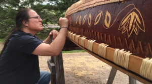 Read full article: Wisconsin Raised Beadwork Artist And Birchbark Canoe Builder Keep Traditions Alive