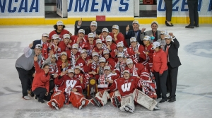 Read full article: Badgers Are National Champions In Women's Hockey, Again