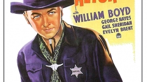 Hopalong Cassidy Show Promo Poster