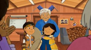 Molly of Denali PBS cartoon show