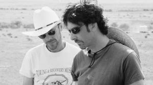 Filmmakers Joel and Ethan Coen