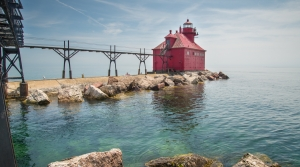 Sturgeon Bay Ship Canal North Pierhead Light