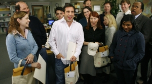 """The cast of NBC's """"The Office"""""""