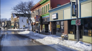 Downtown Sun Prairie, Wisconsin