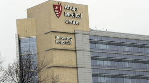 The University Hospital Ahuja Medical Center in Beachwood, Ohio