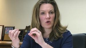 Wisconsin Dept. of Health Services Secretary Andrea Palm