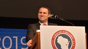 Read full article: Wisconsin GOP Chairman Andrew Hitt Focuses On Grassroots Supporters Ahead Of 2020