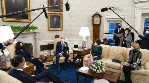 Biden Harris Oval Office Republicans