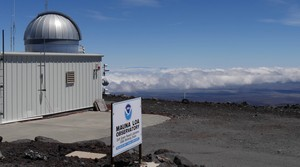 The Mauna Loa Atmospheric Baseline Observatory in Hawaii