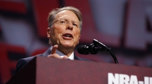 National Rifle Association CEO Wayne LaPierre