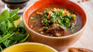 Instant Pot Mediterranean lamb stew by Katie Workman