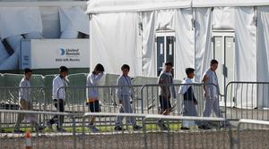 immigrant children shelter
