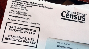 Census envelope