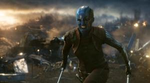 """Scene from Disney/Marvel's """"Avengers: Endgame"""""""