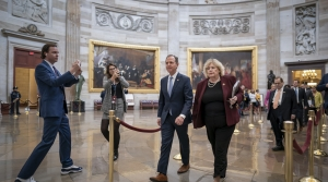 House Intelligence Committee Chairman Adam Schiff, D-Calif., and Rep. Zoe Lofgren, D-Calif