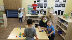Read full article: Psychologist Calls For Clear Masks For Caregivers To Aid Child Development