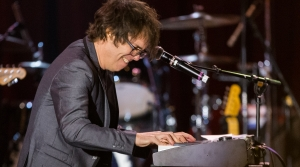 Musician Ben Folds performs on stage