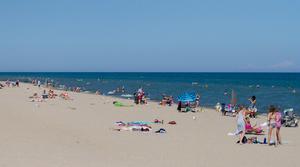 Neshotah Beach, Two Rivers, Wisconsin