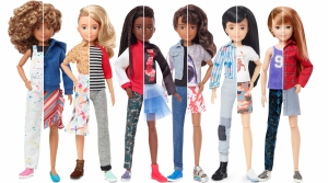Mattel's new Creatable World dolls