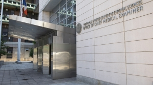 The Office of the Chief Medical Examiner is shown in New York, Aug. 12, 2019.