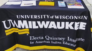 ElectaQuinneyInstitute for American Indian Education at UW-Milwaukee