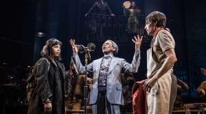 "André De Shields performs in ""Hadestown."""