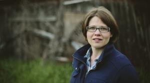 Door County folk musician Katie Dahl.