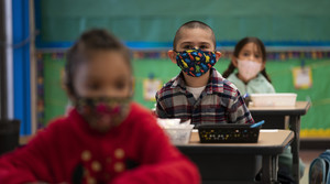 Read full article: CDC Says Everyone In Schools Should Wear Masks. Wisconsin Schools Have Varying Masking Rules.