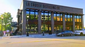 Outside View of La Crosse Distilling Co