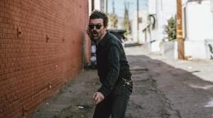 Mark Oliver Everett (aka E.) of indie rock band EELS