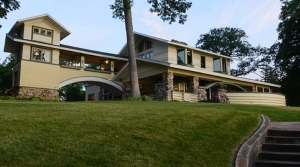Read full article: Penwern: A Wisconsin Summer Estate By Frank Lloyd Wright