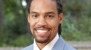 Professor, musician, community organizer and social entrepreneur Pierce Freelon