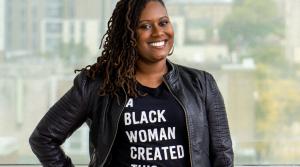 Why Race Matters Host Angela Fitzgerald
