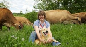"Inga Witscher,host of ""Around the Farm"""